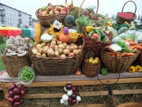 Ярмарка  сельхоз 2