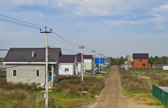 Дачный поселок 4