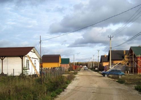 Дачный поселок 7