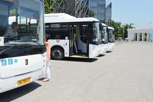 Автобусы на Нахимова