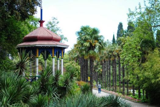 Никитский сад 2