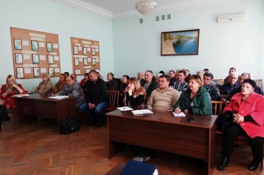 Совещание Балаклавский МО 230318