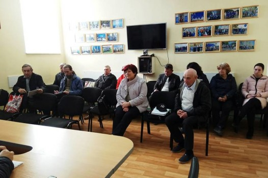 Совещание Ленинский МО 30 марта