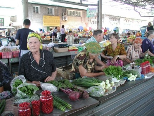 Садоводы рынок