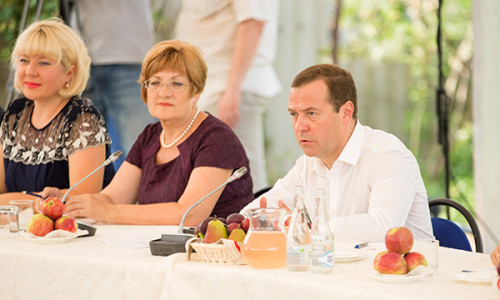 Медведев Законопроект