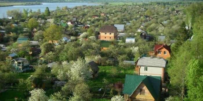 Дачный поселок 6