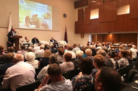 Съезд садоводов Ульяновска
