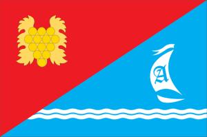 Флаг Андреевский МО