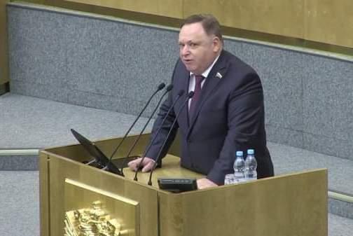 Валенчук Госдума