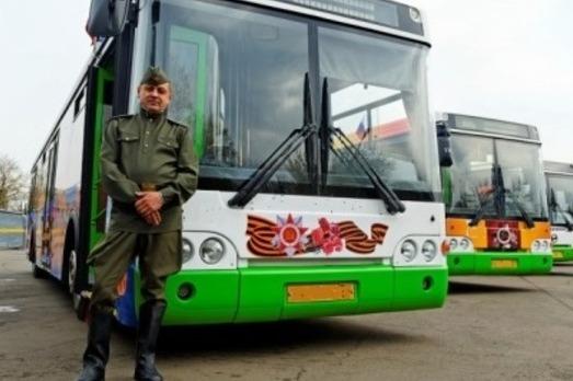 День Победы автобус 2