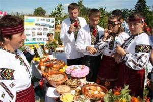 Праздник урожая Украина